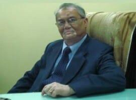 Professor Anisur Rahman Khuda-Bukhsh