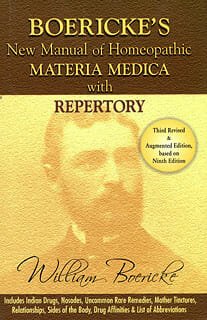 Importance of Clinical Repertories with an overview of Boericke Repertory
