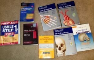 books for exam