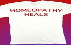 homeopathy heals