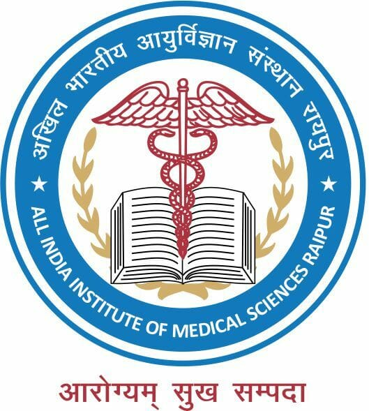 Image result for aiims raipur logo
