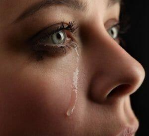 weeping