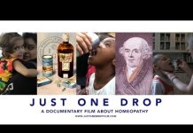 Image result for Just One drop – movie on homoeopathy by American movie maker Laurel Chiten screening at Mumbai