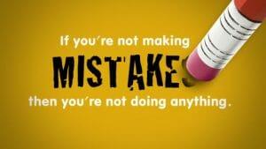 make-mistakes